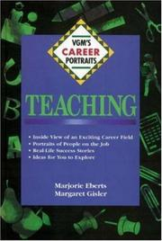 Cover of: Teaching | Marjorie Eberts