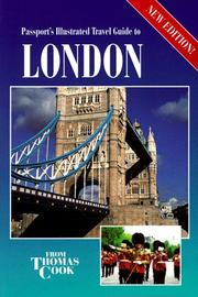 Cover of: Passport's Illustrated Travel Guide to London