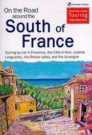 Cover of: On the road around the south of France |