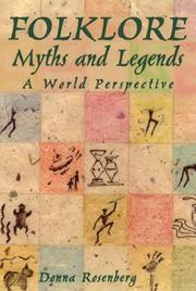 Cover of: Folklore, myths, and legends