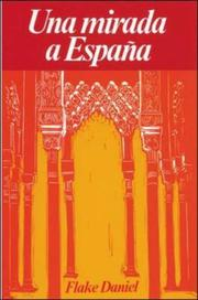 Cover of: Una Mirada a Espana