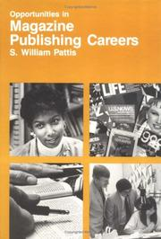 Opportunities in magazine publishing careers