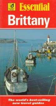 Cover of: Essential Brittany