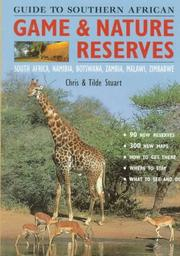 Cover of: Guide to Southern African game & nature reserves