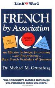 Cover of: French by Association (Link Word)