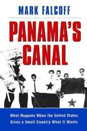 Cover of: Panama's Canal