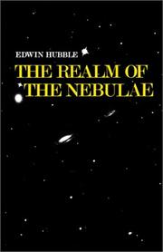 Cover of: The realm of the nebulae | Edwin Powell Hubble