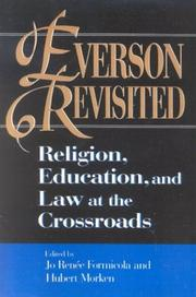 Cover of: Everson revisited |