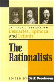 Cover of: The rationalists