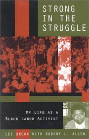 Cover of: Strong in the Struggle