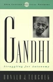 Cover of: Gandhi
