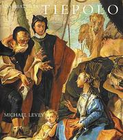 Cover of: Giambattista Tiepolo | Levey, Michael.