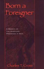 Cover of: Born a foreigner
