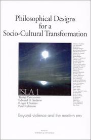 Cover of: Philosophical Designs for a Socio-Cultural Transformation