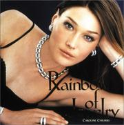 Cover of: Rainbow of jewelry | Caroline Childers