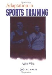 Cover of: Adaptation in sports training