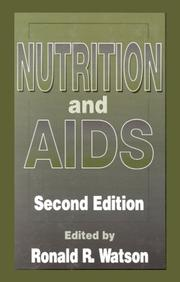 Cover of: Nutrition and AIDS, Second Edition (Modern Nutrition (Boca Raton, Fla.).)