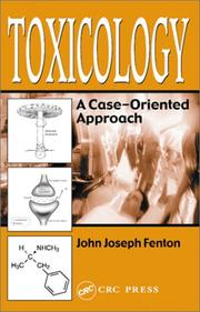 Cover of: Toxicology | John Joseph Fenton