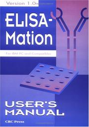 Cover of: ELISA-Mation | Jarrett N. Schmit