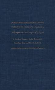 Cover of: Persephone's quest