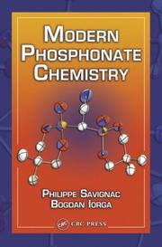Cover of: Modern phosphonate chemistry by