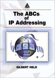 Cover of: The ABCs of IP addressing