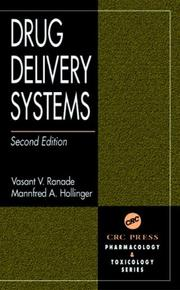 Drug Delivery Systems, Second Edition (Handbooks in Pharmacology and Toxicology)