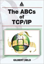 Cover of: The ABCs of TCP/IP
