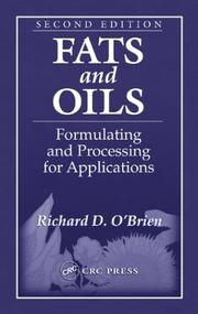 Cover of: Fats and Oils | Richard D. O