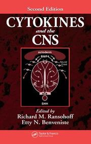 Cover of: Cytokines and the CNS |