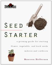 Cover of: Burpee Seed Starter | Maureen Heffernan