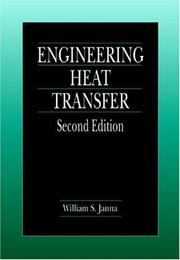 Cover of: Engineering Heat Transfer