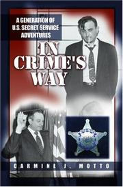 Cover of: In crime's way