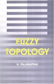 Fuzzy topology by N. Palaniappan