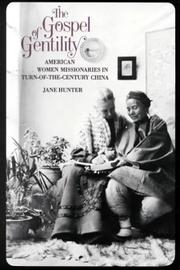 Cover of: The Gospel of Gentility