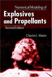 Cover of: Numerical Modeling of Explosives and Propellants