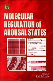 Cover of: Molecular regulation of arousal states |