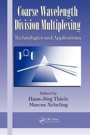 Coarse wavelength division multiplexing by