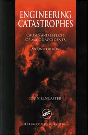 Cover of: Engineering Catastrophes |