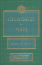Cover of: Phosphates in food | Ricardo A. Molins