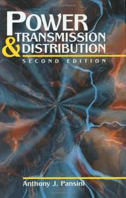 Cover of: Power Transmission & Distribution