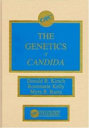 Cover of: The Genetics of Candida |