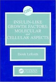 Cover of: Insulin-like growth factors |