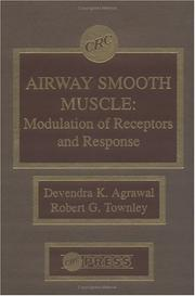 Cover of: Airway smooth muscle |