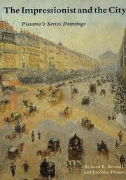 Cover of: The impressionist and the city