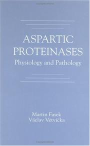 Cover of: Aspartic proteinases