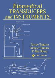 Cover of: Biomedical transducers and instruments | Tatsuo Togawa