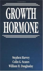 Cover of: Growth hormone | Stephen Harvey