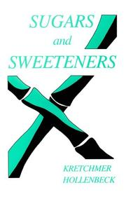Cover of: Sugars and Sweetners