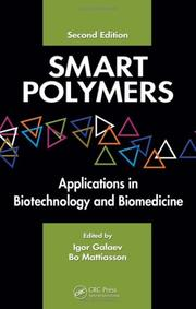 Cover of: Smart polymers by